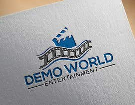 #40 untuk demo world entertainment logo design oleh hossinmokbul77
