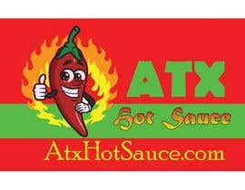 #36 for Graphics for Stickers and Marketing Collateral w/Mascot. (Hot Sauce Company) af zahid4u143