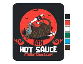 #40 for Graphics for Stickers and Marketing Collateral w/Mascot. (Hot Sauce Company) af ScreenPrintReady