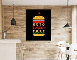 #44 untuk need a logo / brand identity for new burger restaurant oleh dotterraj