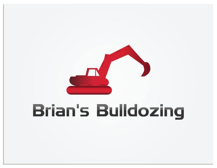 Inscrição nº 28 do Concurso para Logo Design for Bulldozing/Construction Company
