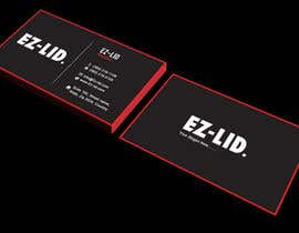 #38 for Design some Business Cards for EZ-LID by aminur33