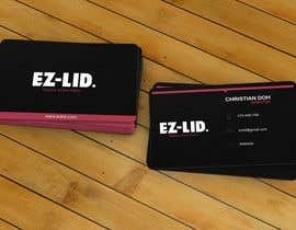 #25 for Design some Business Cards for EZ-LID by rohitnav