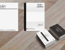 #3 pentru Design some Stationery for online Womens fashion store de către danielgraying