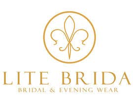 "#93 pentru Logo design for a bridal boutique called ""Elite Bridal"" de către RaduPo"