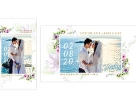 #31 for Design template for wedding solution by dewyu