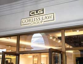 #508 สำหรับ logo request for    Corliss Law Group โดย bmstnazma767