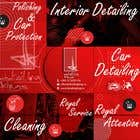 Graphic Design Contest Entry #18 for Design an Instagram puzzle template + brand kit for a Car Detailing business