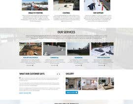 #6 cho Website design for Roofing company bởi nikil02an