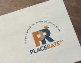 Nro 24 kilpailuun Create a logo for a blog with restaurant & bar reviews - PLACERATE käyttäjältä shadmanmirza503