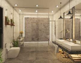 Nro 15 kilpailuun Master bathroom design käyttäjältä hararafi2020