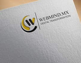 #235 for need logo for it company called webmind.mx by wasifur716