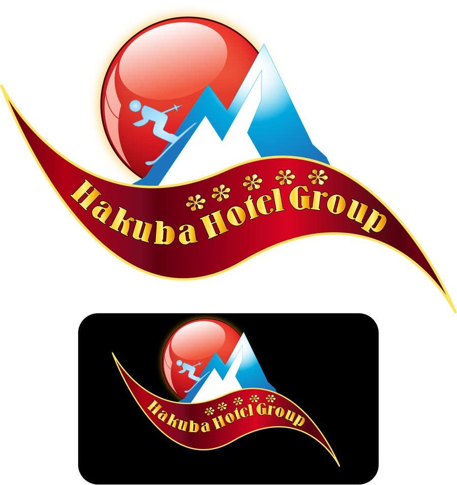 Inscrição nº 130 do Concurso para Logo Design for Hakuba Hotel Group