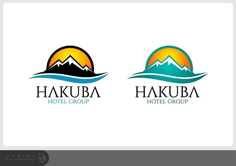 Inscrição nº 82 do Concurso para Logo Design for Hakuba Hotel Group