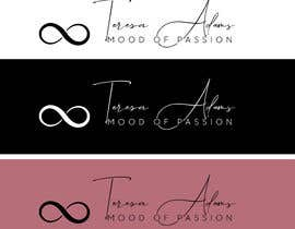 #136 for Logo design with handwritten font and infinity symbol and slogan af mehboob862226
