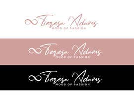 #91 for Logo design with handwritten font and infinity symbol and slogan af nayancacc