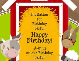 denisbogdan13 tarafından Design a Flyer for a Birthday Party için no 9