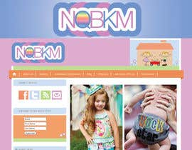 #18 for Logo Design for NQBKM by stanbaker