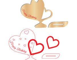 #27 dla Design two heart shapes vector design - SVG format, AI przez MoshiurRashid20