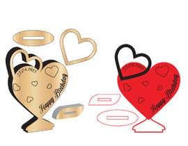#31 dla Design two heart shapes vector design - SVG format, AI przez MoshiurRashid20
