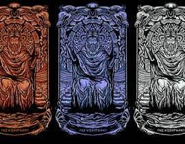 #43 dla I need ORIGINAL ART. Concept art of Tarot Cards przez rezkifauzan98