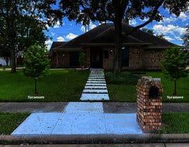 #2 for Front Modern Landscape Design by mohamedgamalz