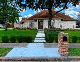 #4 para Front Modern Landscape Design de GiovanniMontagna
