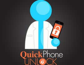 #22 untuk Logo Design for Cellphone Unlocking Company oleh FEDERICOSAEZ