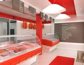 #68 for Butcher shop af Dreamscape956