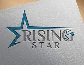 #219 para Logo Design Rising Star de szamnet