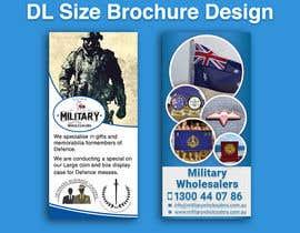 Nro 153 kilpailuun DL Size Brochure Design käyttäjältä TheCloudDigital