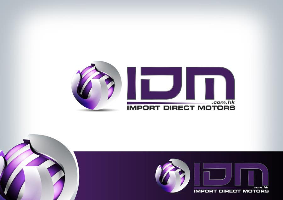 #877 for Logo Design for ID Motors by Clarify