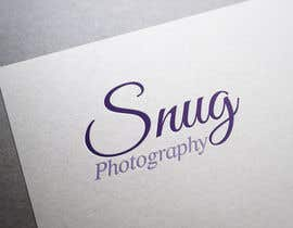 #44 for Design a Logo for Snug Photography by Carlitacro