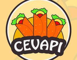 #114 untuk Food logo (cevapi) oleh Akapixel11