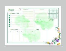 #38 for Design a calendar by jhonfrie