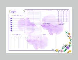 #39 for Design a calendar by jhonfrie
