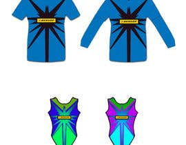 Kalluto tarafından Motorsport Race Team Clothing Design için no 32