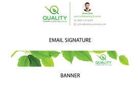 #155 cho Banner and email signature template needed. (check our theme and logo first) bởi mdparvezmosharaf
