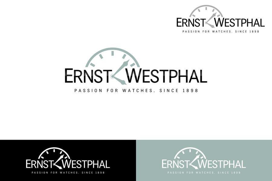 Inscrição nº                                         8                                      do Concurso para                                         Logo Re-Design for Ernst Westphal