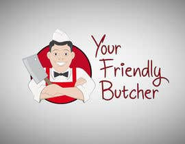 #13 cho Design a Logo for Your Friendly Butcher bởi GicuGlavan