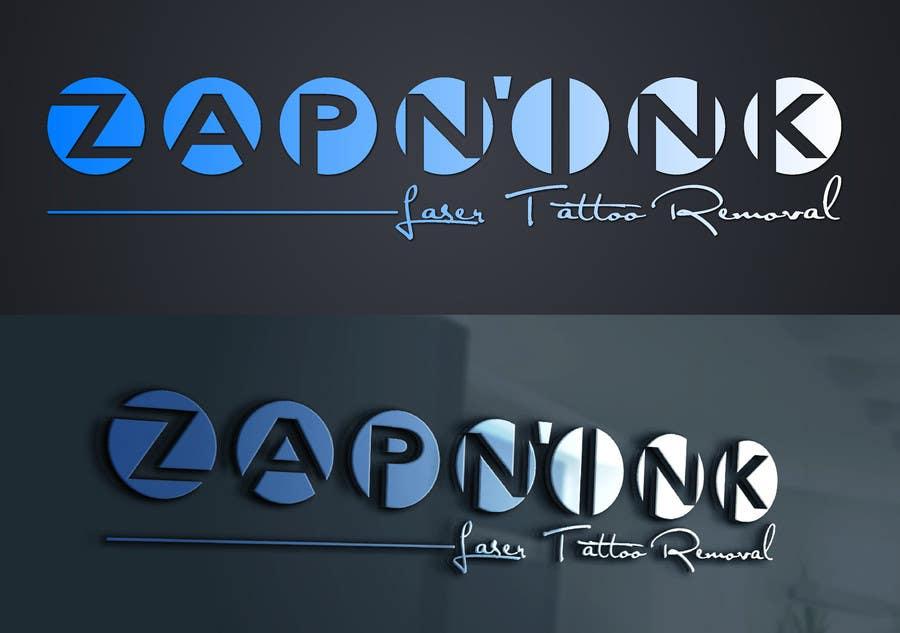 Entry 100 By Mille84 For Design A Logo For Zapnink Laser