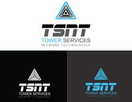 #800 for Cell Tower Services Company Logo for t-shirts Stickers and emails by farukalwayse