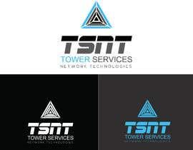 Nro 800 kilpailuun Cell Tower Services Company Logo for t-shirts Stickers and emails käyttäjältä farukalwayse