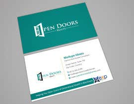 #28 for Design a Business Card by CreativeShovro