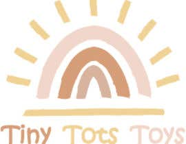 #9 untuk I Need A LOGO done for the business name ..Tiny Tots Toys... Please see description below... oleh Erickv18