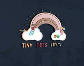 #14 untuk I Need A LOGO done for the business name ..Tiny Tots Toys... Please see description below... oleh sumaiarezaruhane