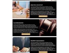 #16 cho Wordpress Web site Home Page Design bởi vipulchauhan2020