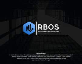 #447 for RBOS logo design by rufom360
