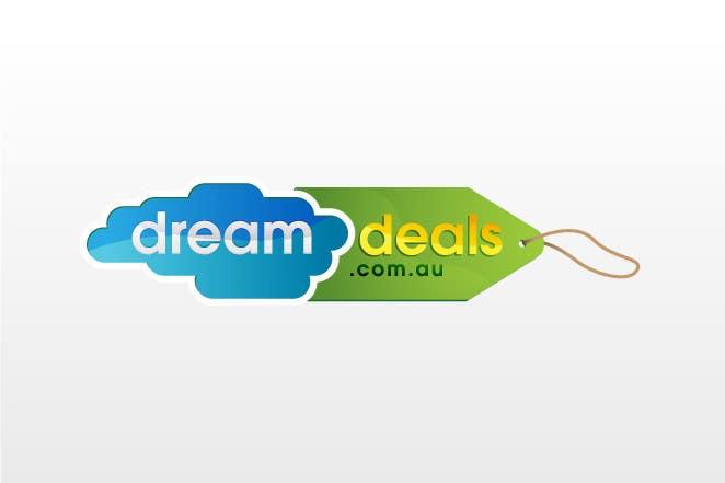Penyertaan Peraduan #                                        103                                      untuk                                         Logo Design for www.dreamdeals.com.au