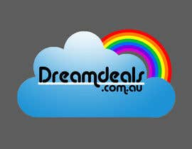 #104 para Logo Design for www.dreamdeals.com.au por kittikann